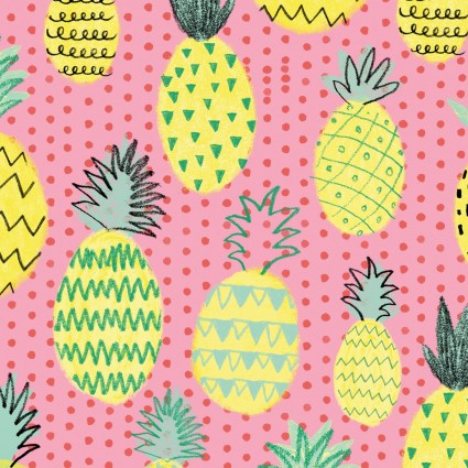 Summerlicious - Pineapples