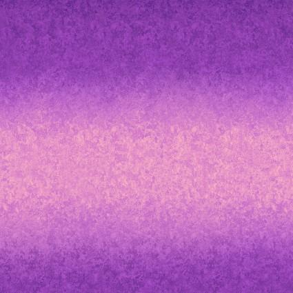 Feather & Flora Purple Ombre