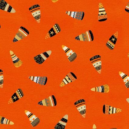 Cheekyville Candy Corn Orange