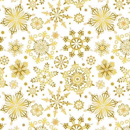 Christmas Joy Metallic - 4695M-33
