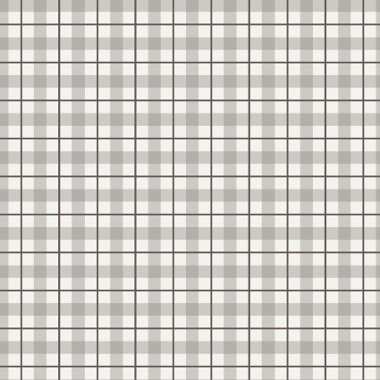 Loads of Fun - Gray Plaid *SALE*