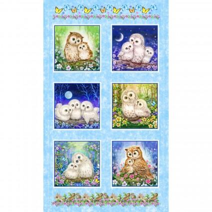 Epic Owls Panel Studio E