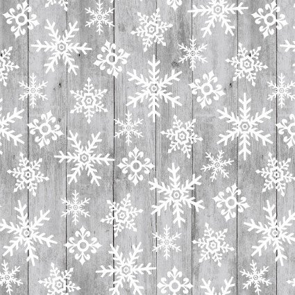 Snow Place Like Home Snowflakes