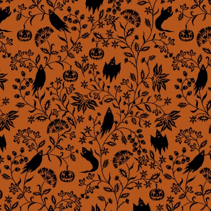 Harvest Moon - Orange Ghostly Vine