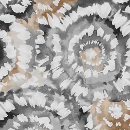 Item#13077.G - 108 Spin Art Grey - Studio E - Chelsea DesignWorks
