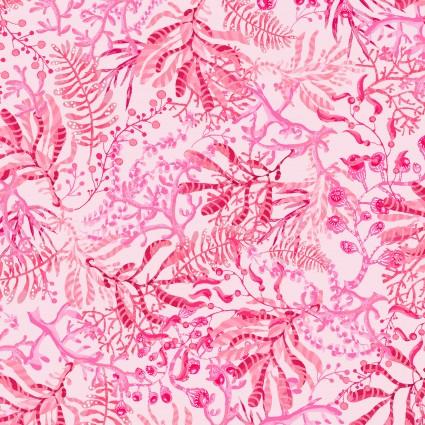 Blooming Ocean Lt Pink Seaweed 5404-22