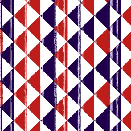 American Style Patriotic Triangles 5495-78