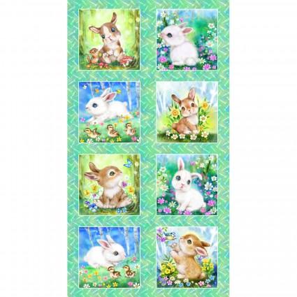 Bunny Meadows - Panel
