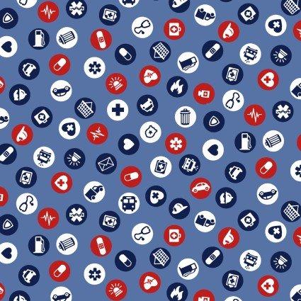 Essential Heroes-Patriotic Stripe-51-78