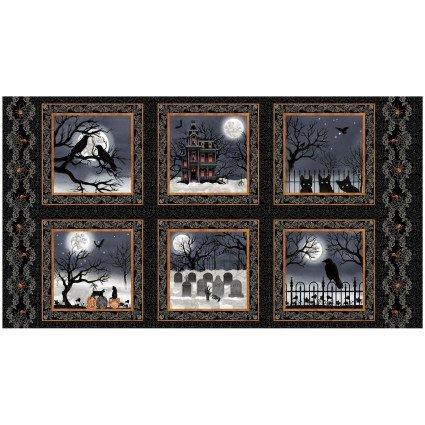 Spooky Night -PANEL 24 X 43