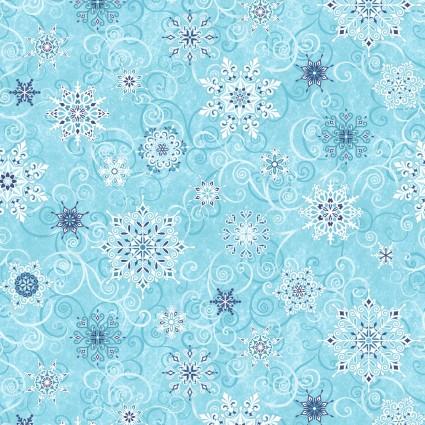 108 Frozen Melodies Frosty Blue