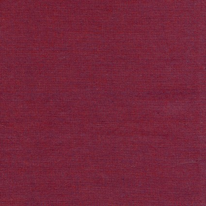 Studio E Peppered Cotton Yarn Dyed Garnet SEFPEC-26