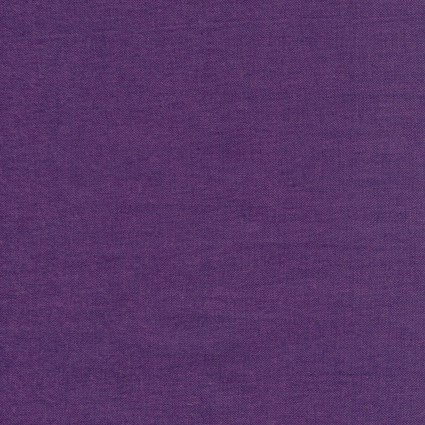 Studio E Peppered Cotton Yarn Dyed Plum SEFPEC-43