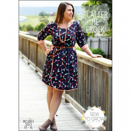 The Flatter Me Frock