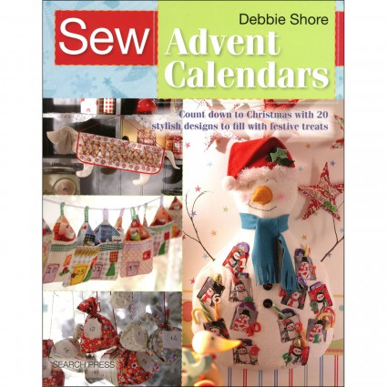 SEW ADVENT CALENDARS - BOOK - SEARCH PRESS