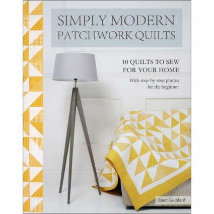 SIMPLY MODERN PATCHWORK QUILTS - SEARCH PRESS