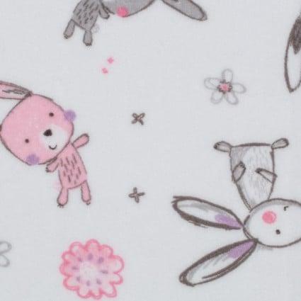 Bunny Hop Blush Cuddle 60