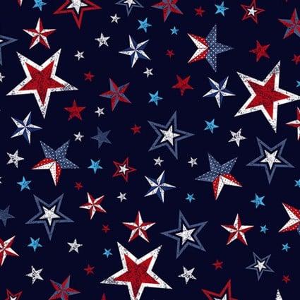 Cuddle 60 DP Liberty Stars SHADCLIBERTYSTARS-IN