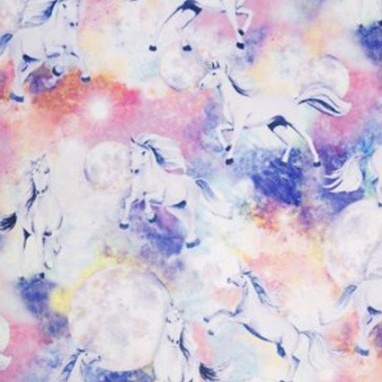Cuddle Unicorn Skies DP 60 SHADCUNICORNSKIES-VIV