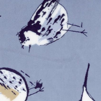 Cuddle Premier Prints Early Bird - Blue