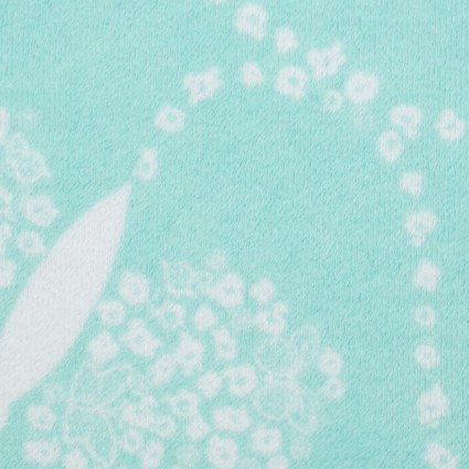 CUDDLE - Flowerfly Turquoise