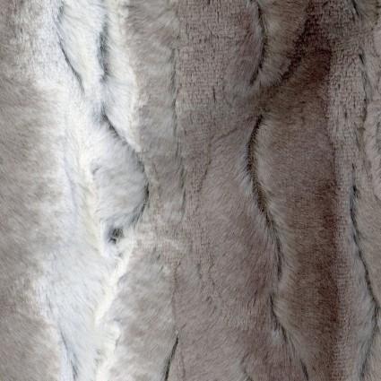 Cuddle Luxe Angora Platinum