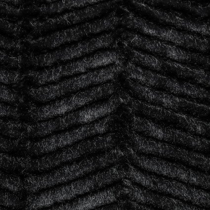 Luxe Cuddle Ziggy Black 60