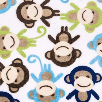 Cuddle Robert Kaufman Monkey