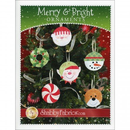 Merry & Bright Pattern 9878