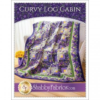 Curvy Log Cabin
