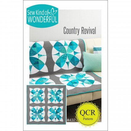 #432 QRC Country Revival Sew Kind of Wonderful