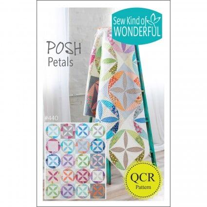 Sew Kind of Wonderful Posh Petals Pattern