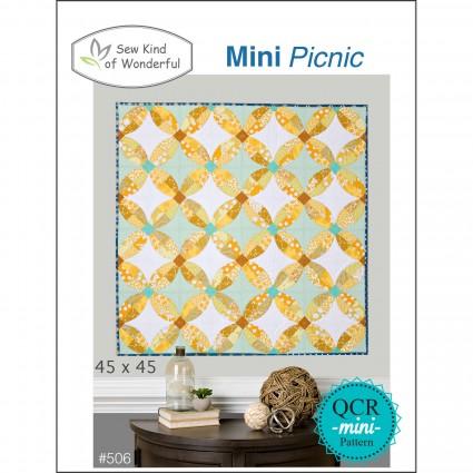 Mini Picnic - Sew Kind of Wonderful
