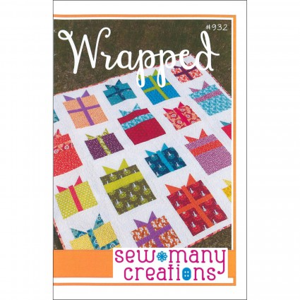 Wrapped Pattern by Sew Many Creations