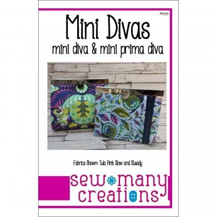 SEW MANY CREATIONS Mini Divas