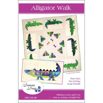 Alligator Walk