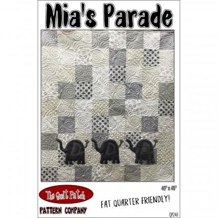 Pattern - Mia's Parade