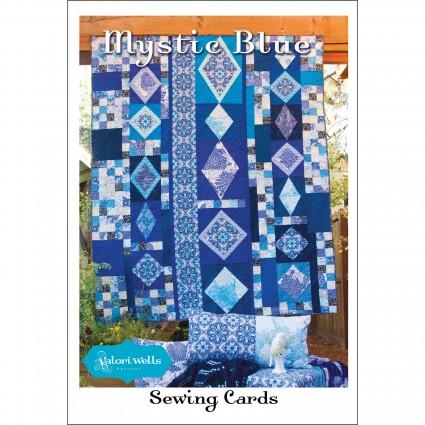 Mystic Blue Quilt