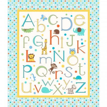 Alphabet Zoo Panel