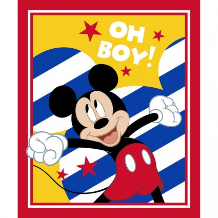 Mickey Mouse 36 panel
