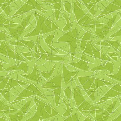 Kooky Creatures SPRING GREEN