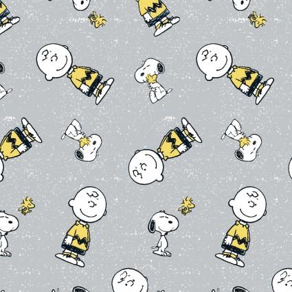 Grey Snoopy & Charlie