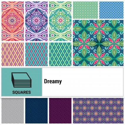 Dreamy-10 Squares