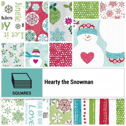 Hearty the Snowman
