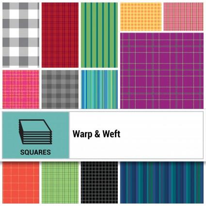 10 Warp & Weft Squares