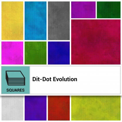 Dit-Dot Evolution