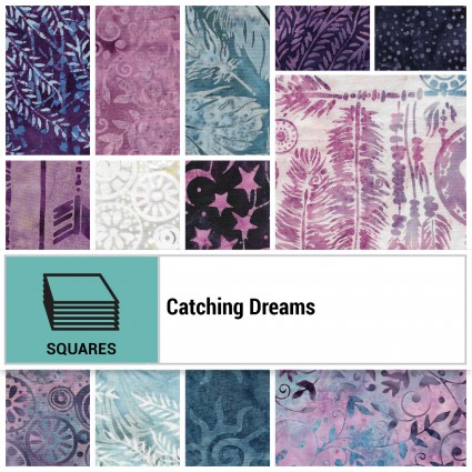 Catching Dreams - 10 Squares Stack