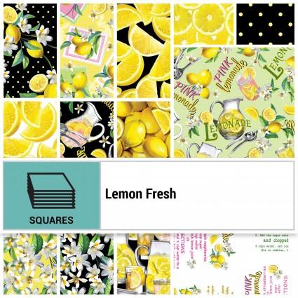Lemon Fresh - 10x10 pack