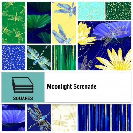 Moonlight Serenade Metallic - 10 squares