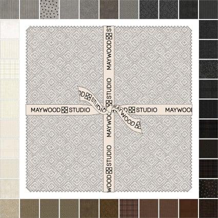 Woolies Flannel - Neutrals Vol